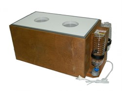 Инкубатор цифровой Блиц 120 Ц на 120 яиц - фото 4478