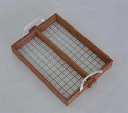 Решетка для перепелиных яиц к инкубатору Блиц 48 - фото 4529