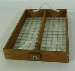 Решетка для перепелиных яиц к инкубаторам БЛИЦ 72 (НОРМА) - фото 4530
