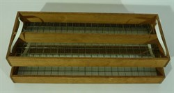 Решетка для перепелиных яиц к инкубатору Блиц 120Ц - фото 4531