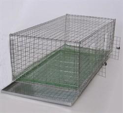 Клетка для 38 перепелов, разборная - фото 4538